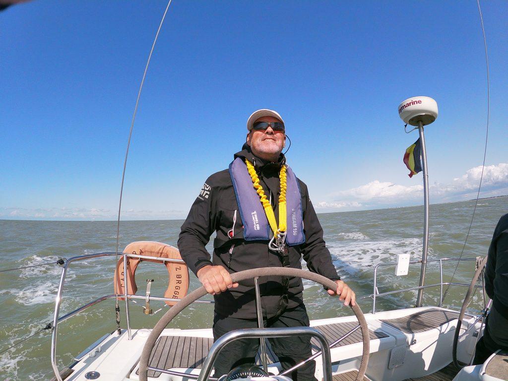 ASA zeezeilinstructeur