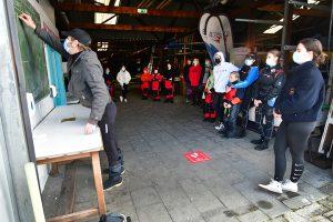 Cadet training door Thierry Den Hartigh