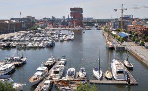 Jachthaven Antwerpen Willemdok
