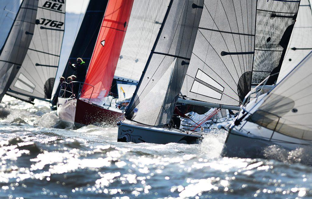 Open Noordzee Kampioenschap 2021: opwinding op het water, ontspanning in de havens