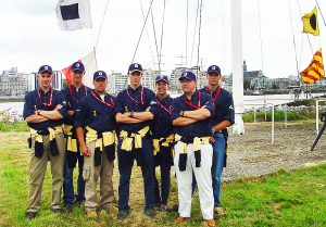 Race & Rescue team Tall Ships Races