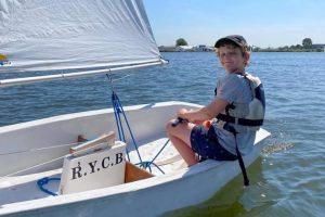 RYCB-Zeilschool Optimist